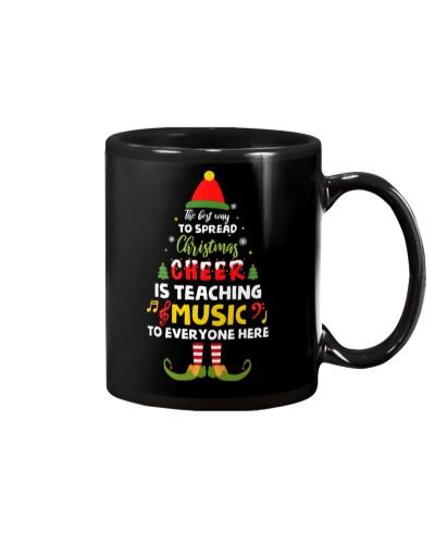 Music Teacher - Spread Christmas Cheer