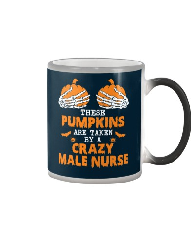 Male Nurse - Taken Pumpkins