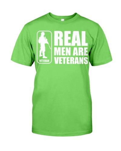 Veteran - Real Men