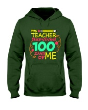 My Teacher Survived 100 Days of Me Hooded Sweatshirt thumbnail