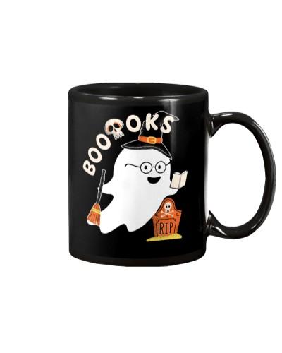 Booooks Halloween