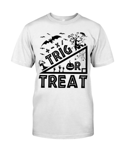 Math Teacher - Trig or Treat