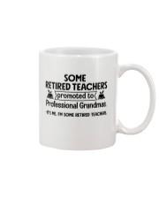 Retired Nurses Promoted to Professional Grandmas Mug thumbnail