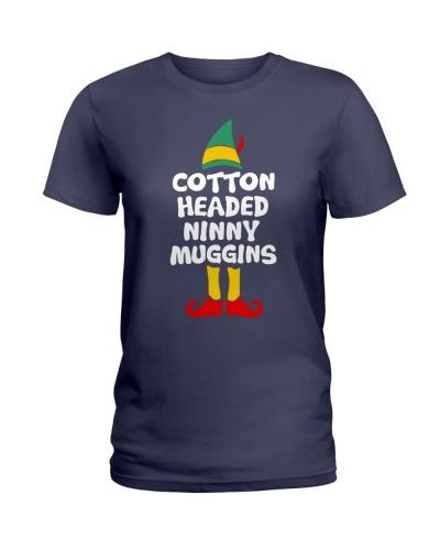 Teacher - Cotton Headed Ninny Muggins