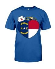 Nurse - National Nurse Week for North Carolina Classic T-Shirt front
