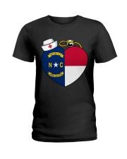 Nurse - National Nurse Week for North Carolina Ladies T-Shirt thumbnail