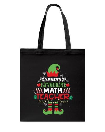 Math Teacher - Santa's Favourite