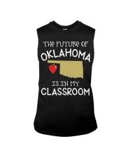 Teacher - Future of Oklahoma Sleeveless Tee thumbnail