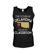 Teacher - Future of Oklahoma Unisex Tank thumbnail
