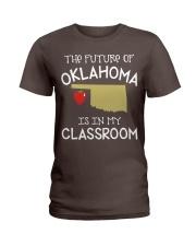 Teacher - Future of Oklahoma Ladies T-Shirt thumbnail