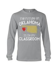 Teacher - Future of Oklahoma Long Sleeve Tee thumbnail