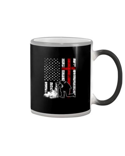 Firefighter - Flag