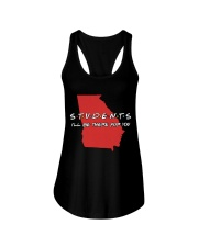 Georgia Teacher - Students I'll be there for you Ladies Flowy Tank thumbnail