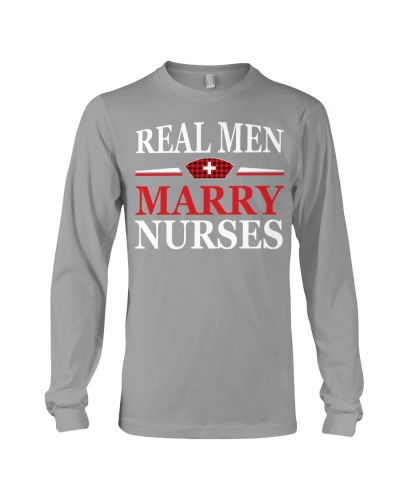 Nurse - Real Men Marry Nurses - Christmas
