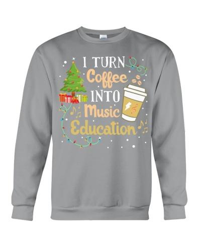 Music Teacher - Coffee into Music Education