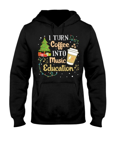 Music Teacher - Coffee into Music Education