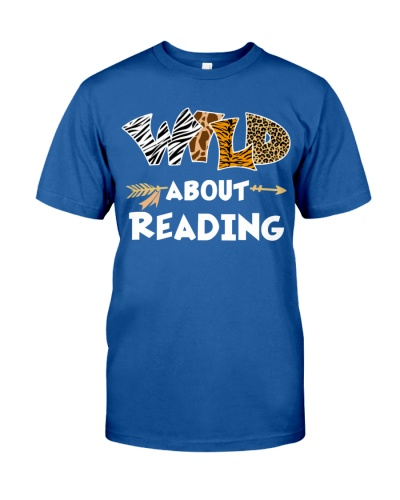World Read Day - Wild about Reading