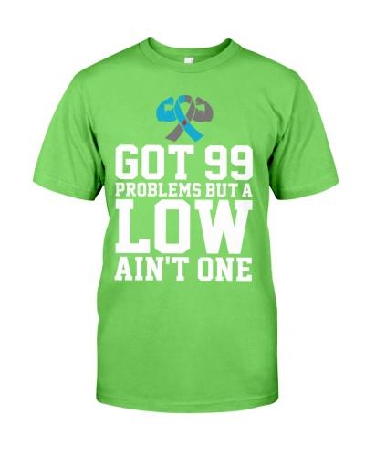 Diabetes - Low Ain't One