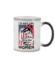 Dog Mom - I'm not like most Women Color Changing Mug thumbnail