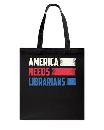 Librarian - America Needs Librarians