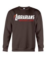 Librarians - Whatever It Take Crewneck Sweatshirt thumbnail