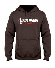 Librarians - Whatever It Take Hooded Sweatshirt thumbnail
