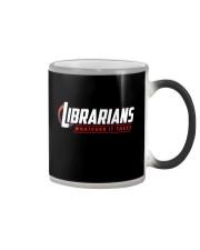 Librarians - Whatever It Take Color Changing Mug thumbnail