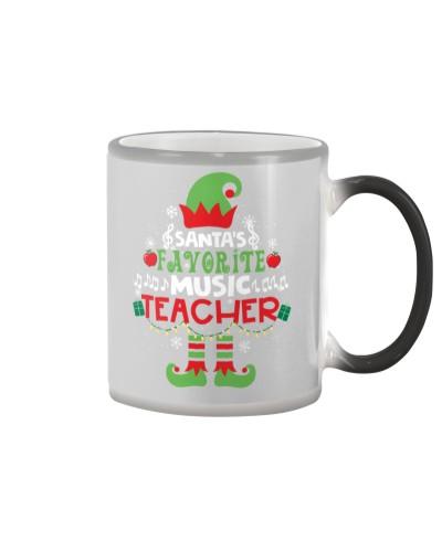 Music Teacher - Santa's Favorite Music Teacher