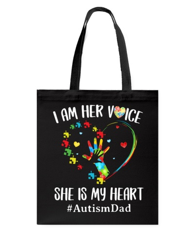 Autism Dad - I am Her Voice