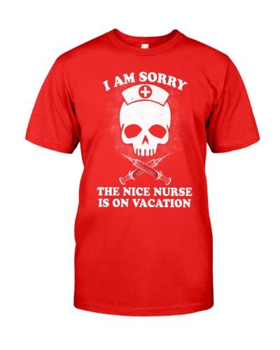 Nice Nurse On Vacation