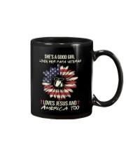 Veteran Daughter - Love Mug thumbnail