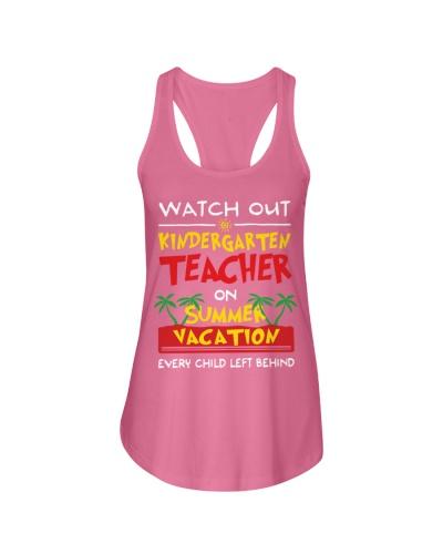 Kindergarten Teacher - Summer