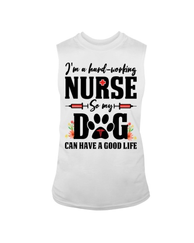 Nurse - My Dog can have a Good life