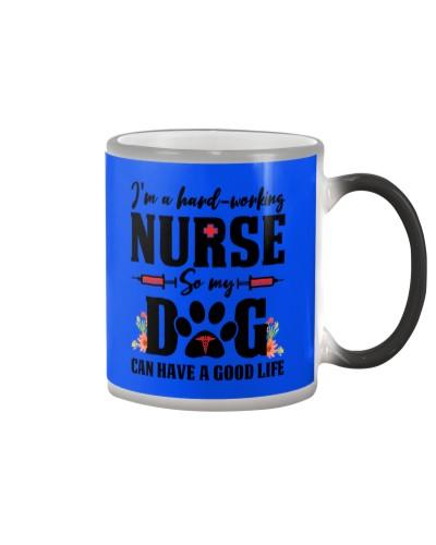 Nurse - My Dog can have a Good life