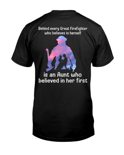 Firefighter's Aunt - Great Firefighter
