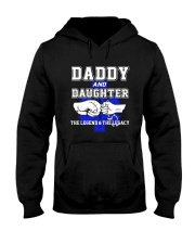 EMT - Daddy and Daughter - The Legend and Legacy Hooded Sweatshirt thumbnail