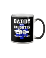 EMT - Daddy and Daughter - The Legend and Legacy Color Changing Mug thumbnail