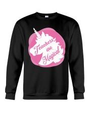 Teacher Are Magical Crewneck Sweatshirt thumbnail