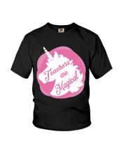 Teacher Are Magical Youth T-Shirt thumbnail