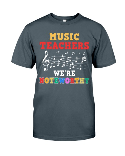 Music Teachers - We're NoteWorthy