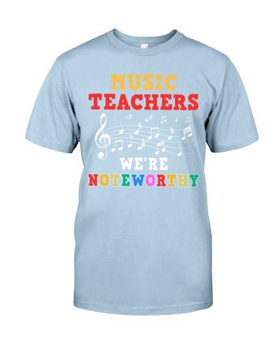 Music Teachers - We're NoteWorthy