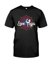 Love Yoga Premium Fit Mens Tee thumbnail