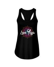 Love Yoga Ladies Flowy Tank thumbnail