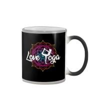 Love Yoga Color Changing Mug thumbnail
