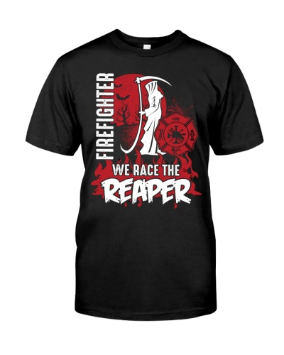 Firefighter - We Race The Reaper