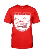REDforED - North Carolina Teachers  Classic T-Shirt front