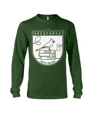 REDforED - North Carolina Teachers  Long Sleeve Tee thumbnail