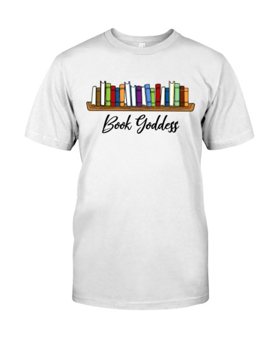 Librarian - Book Goddess