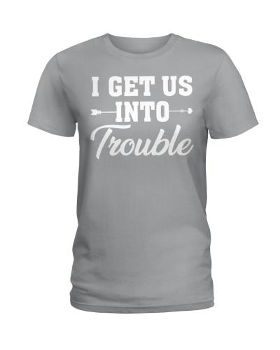 Grandkid - I get us into trouble