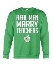 Marry Teachers - Trucker Crewneck Sweatshirt thumbnail